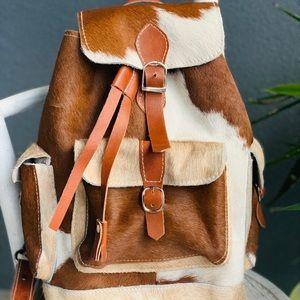 Handbags - 100% Cow skin/Egyptian leather bag